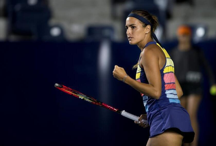 Encabezada por la campeona olímpica de tenis Mónica Puig, Puerto Rico enviará una delegación de 356 atletas, divididos en 197 hombres y 159 mujeres, a los próximos Juegos Centroamericanos y del Caribe de Barranquilla, que se celebrarán del 19 de julio al 3 de agosto. EFE/Archivo