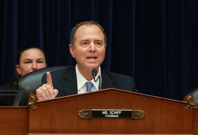 Rep. Adam B. Schiff (D-Burbank)