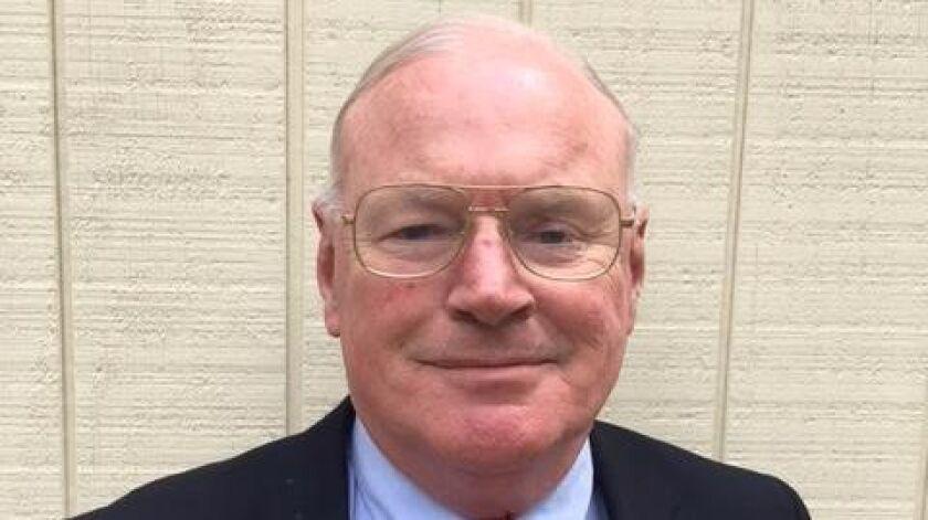 Brian Head, new principal of Escondido Adult School