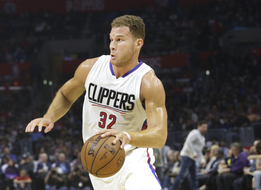 Blake Griffin and Clippers are 4-0, but as usual it's all about the Warriors