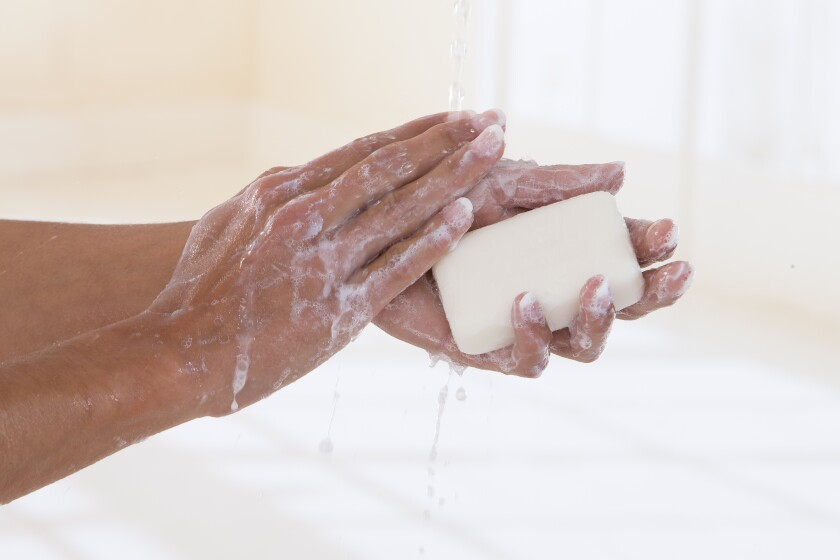 The CDC recommends washing your hands for 20 seconds, timed to two renditions of 'Happy Birthday,'  to keep the coronavirus at bay.
