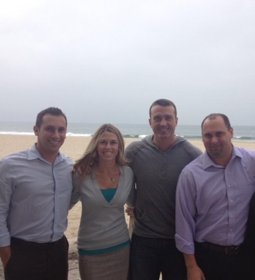 Chris Herren visits Newport Beach to discuss addiction, recovery