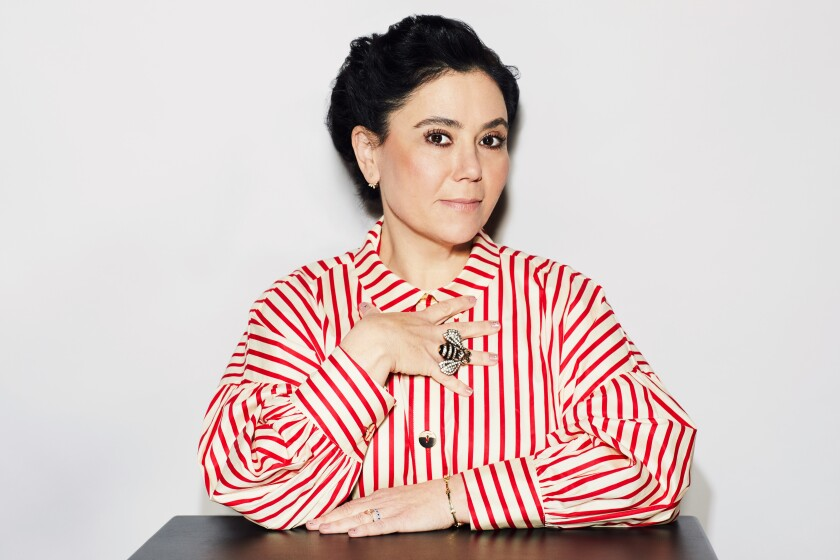 """Alex Borstein plays hard-scrabble talent manager Susie Meyerson on """"The Marvelous Mrs. Maisel."""""""