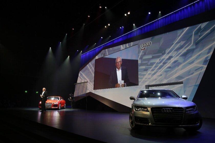 CES 2014 Audi
