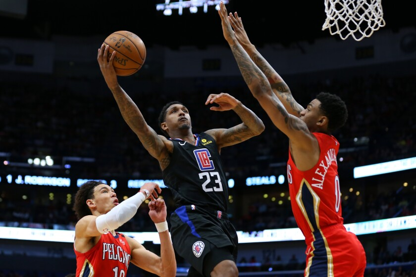 Los Angeles Clippers v New Orleans Pelicans