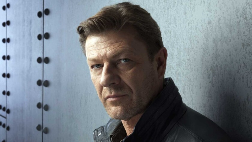 """Sean Bean stars as an undercover FBI agent in the new action series """"Legends"""" on TNT."""