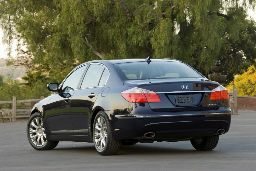 Hyundai will pay a $17 million fine for its delay in recalling 2009-2013 Genesis models for brake problems.