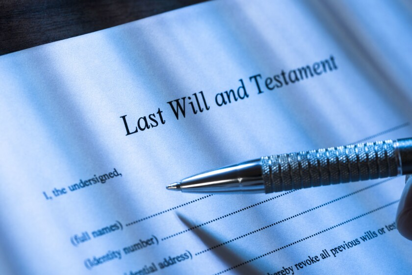 If you die without a will, the consequences for your loved ones can be disastrous.
