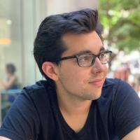 Summer 2020 intern Brian Contreras