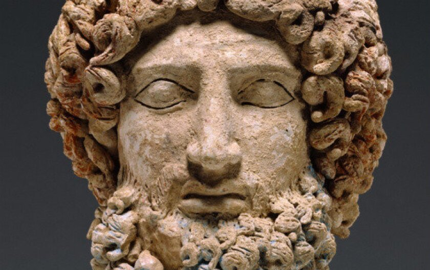 The Getty Museum said it will return a terracotta head believed to depict the Greek god Hades to officials in Sicily.