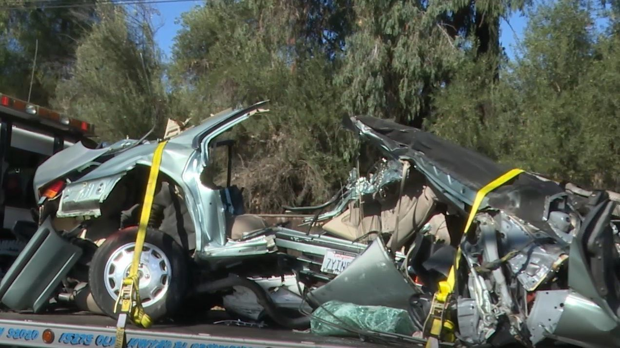 Authorities identify victims in Lakeside double-fatal crash that