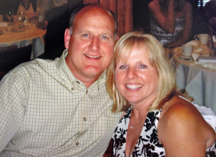 Theresa Bigler claims in a lawsuit that her husband, Richard Bigler, was infected and later died from a contaminated Olympus Corp. scope at Virginia Mason Medical Center in Seattle in 2013.