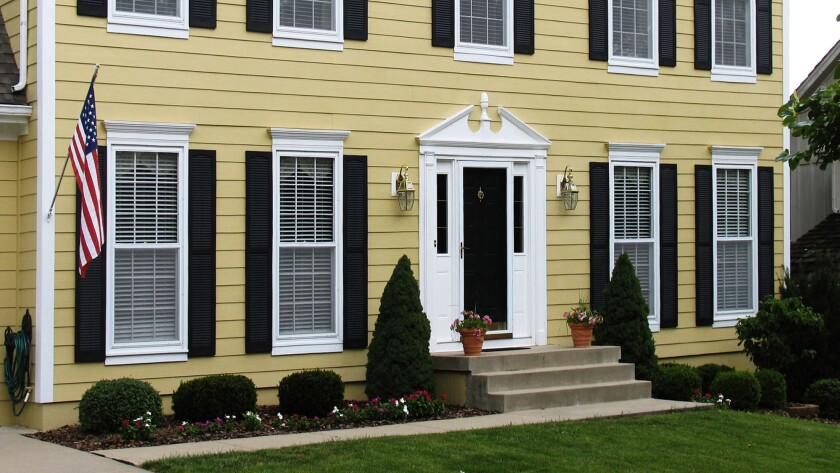 Hot Property   Color your home sale