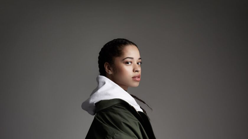 Ella Mai went from singing on Instagram to working with DJ