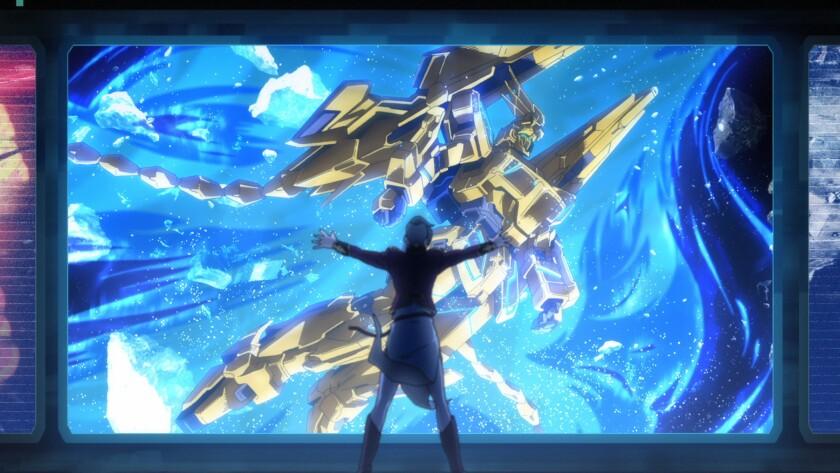 Anime Expo Features Salute To Mega Successful Mobil Suit Gundam