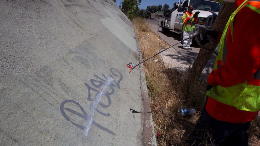 graffiti removal