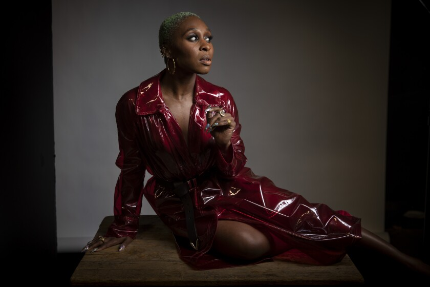 Oscar nominee Cynthia Erivo feels 'bittersweet' as the only actor of color recognized