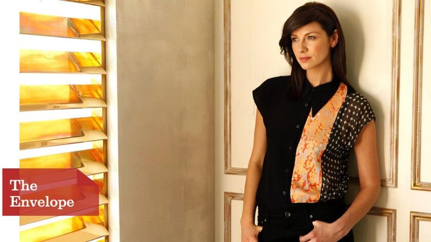 Caitriona Balfe serves up an insider's view of 'Outlander