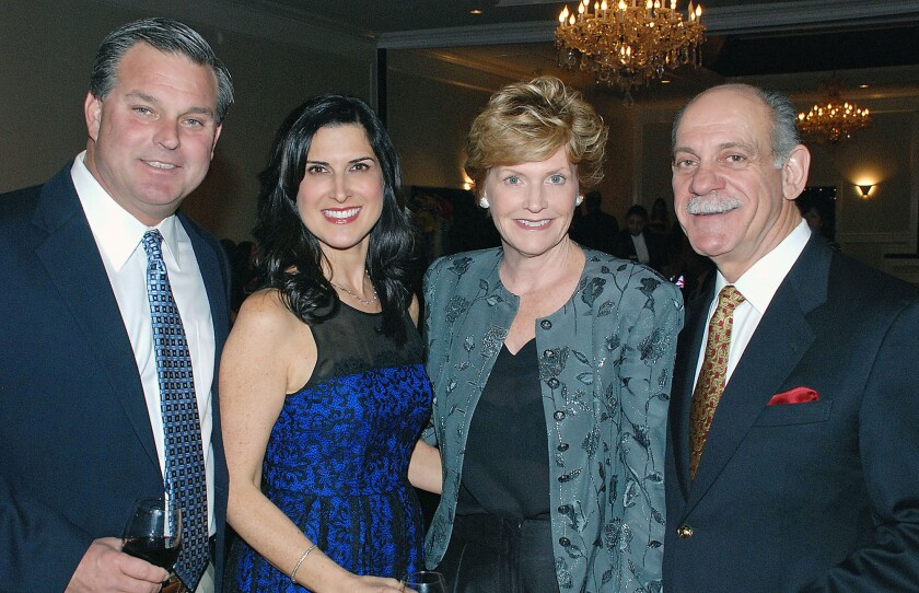 On the Town: Fun is in the cards at NCL's casino night