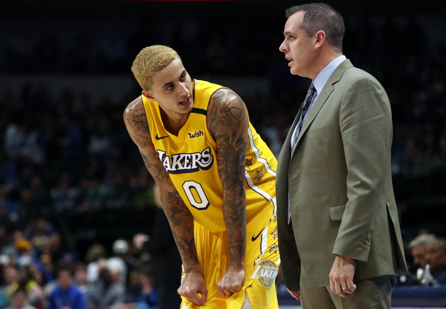 Kyle Kuzma Just Increased His Value To The Lakers But Shot