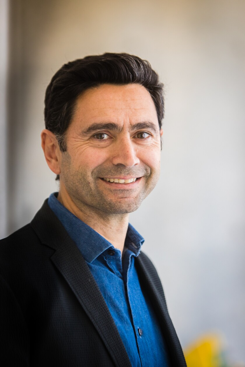 Scripps researcher Ardem Patapoutian is the co-winner of the 2020 Kavli Prize in Neuroscience