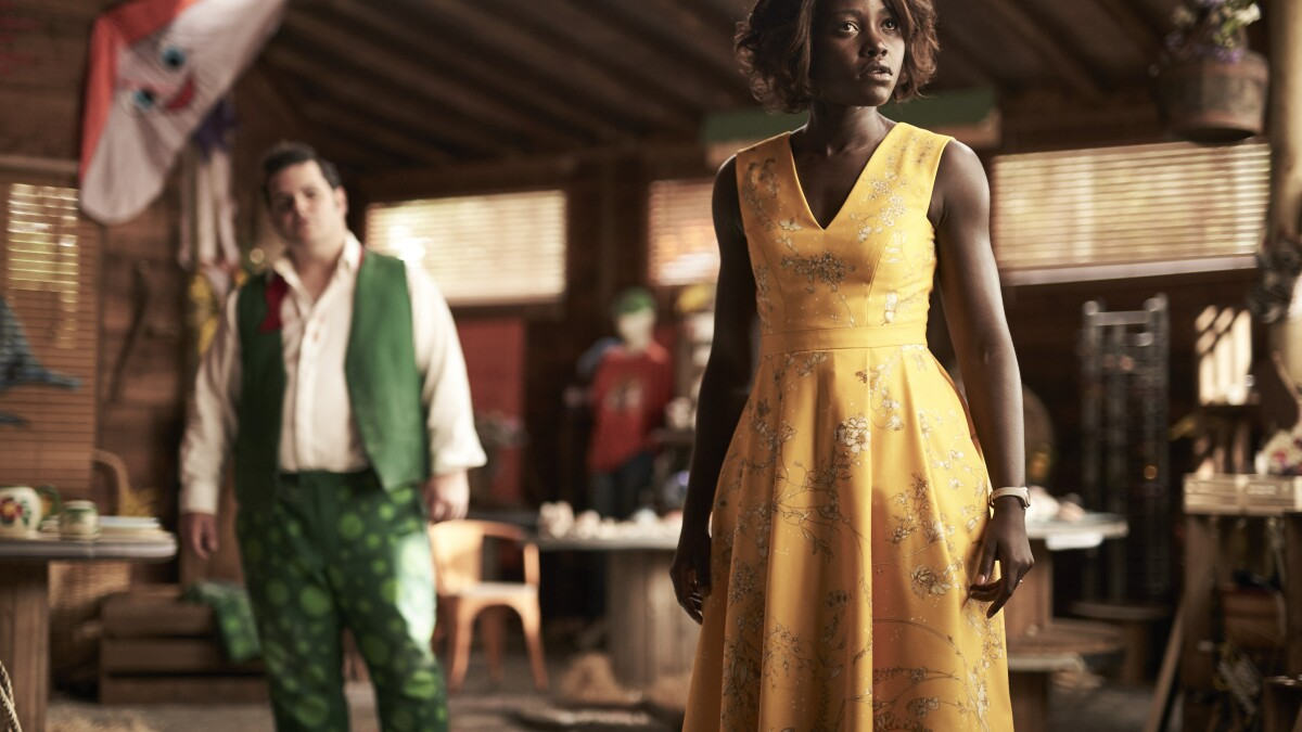 Review: Lupita Nyong'o in 'Little Monsters' is the zombie-fighting kindergarten teacher we need