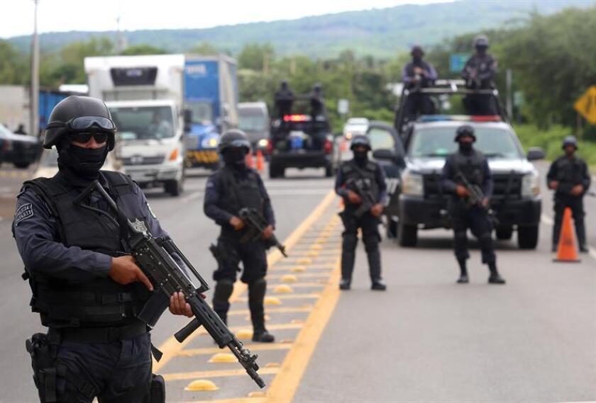 """Agentes policiales del noroccidental estado mexicano de Sonora capturaron a Rodolfo López Ibarra, conocido como """"el Nito Amavizca"""", ubicado en el sitio 12 de la lista de objetivos criminales prioritarios del Gobierno federal, informaron hoy fuentes de seguridad. EFE/ARCHIVO"""