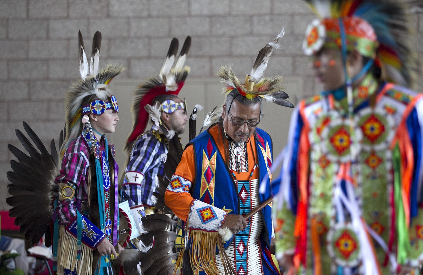 49th Annual Pow-Wow Brings Color and Tradition to OC