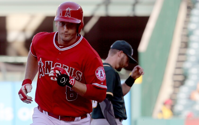 Angels decline to make qualifying offer to free agent third baseman David Freese