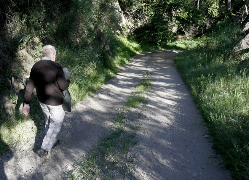 Photo Gallery: Local hiker gets a bench and a view in the Angeles National Forest