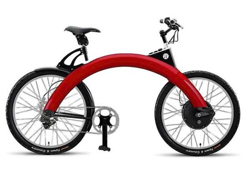 Pi Mobility PiCycle Sport Touring