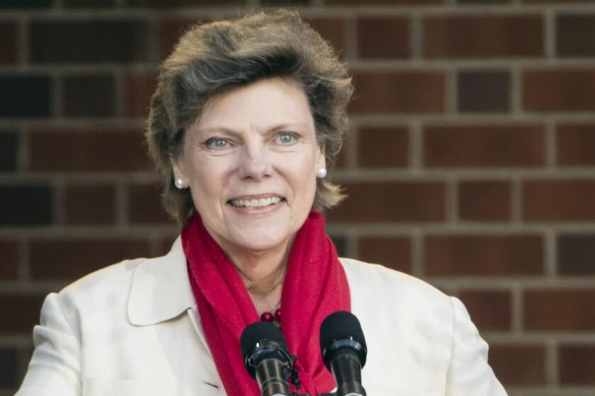 Cokie Roberts, longtime political journalist, dies at 75