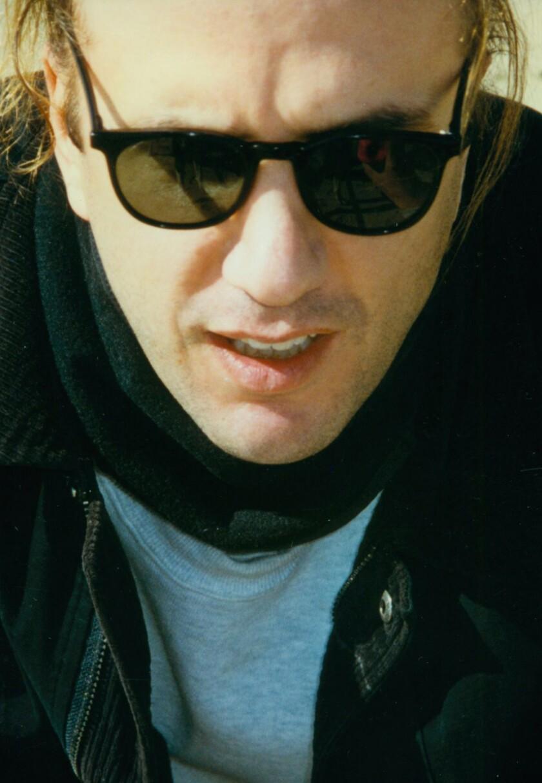"""An author photo of David Bowman for his book """"Big Bang."""" Credit: Chloe Wing"""