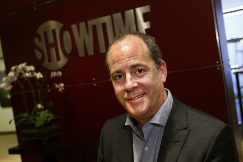 Showtime chief executive David Nevins