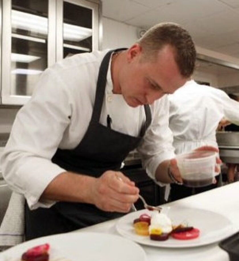 Eleven Madison Park chef comes to Ink, offers glimpse of new downtown restaurant
