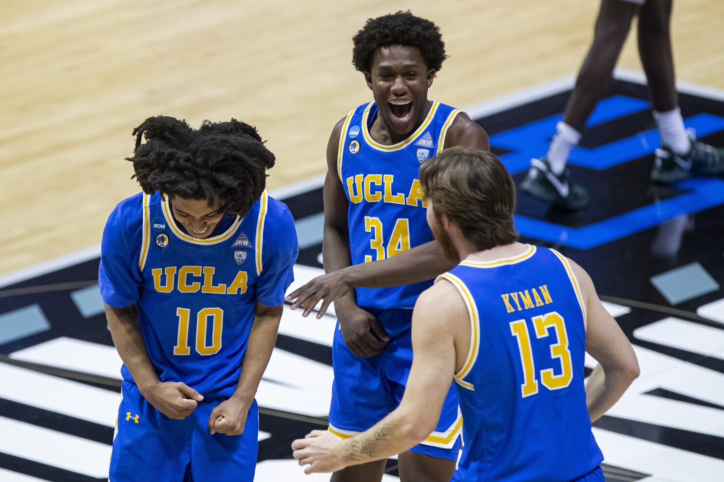 UCLA have fun, stay focused at NCAA tournament 'frat house' - Los Angeles  Times