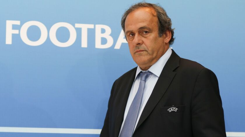 FILES-FBL-PLATINI-JUSTICE-CORRUPTION-QATAR