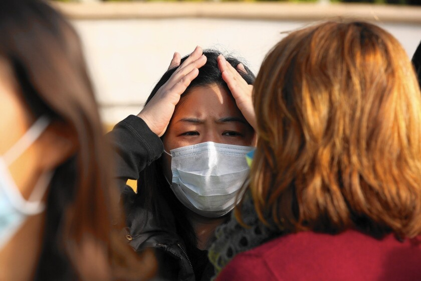 Assurances that odorants pose no long-erm health risks have done little to calmPorter Ranch residents whose lives have been disrupted.