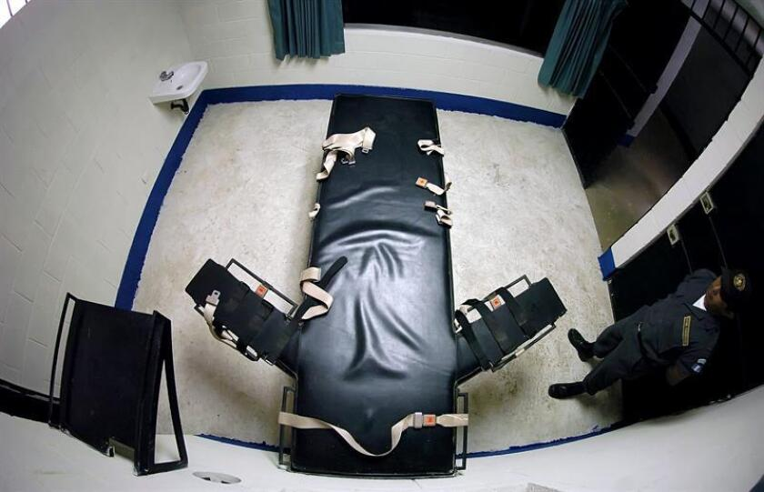 El estado de Tennessee ejecutó hoy a un reo por primera vez desde 2009 al suministrar una inyección letal a Billy Ray Irick, que fue condenado a muerte por violar y asesinar a una niña de siete años en 1985. EFE/ARCHIVO