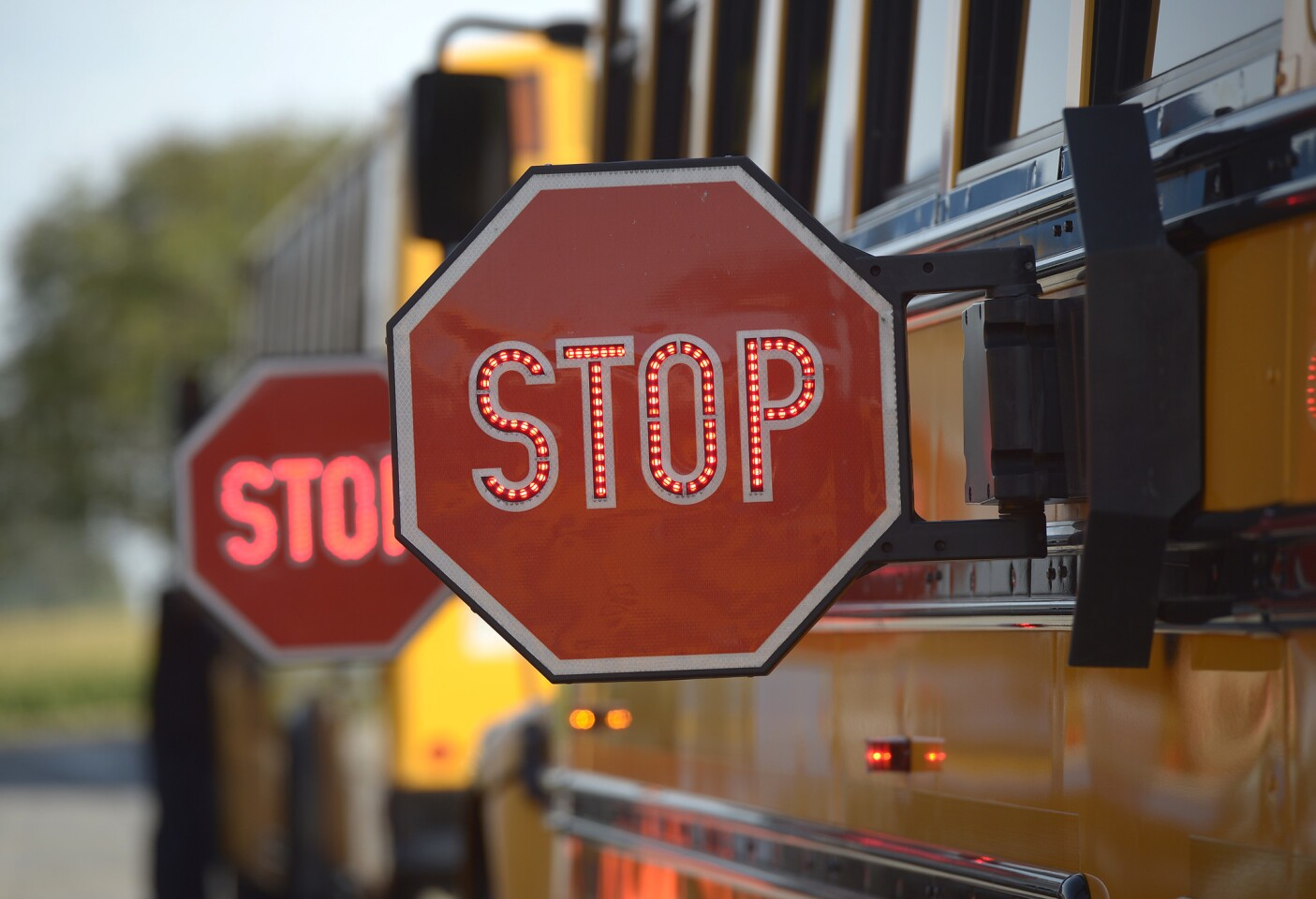 carroll County Bus Inspections