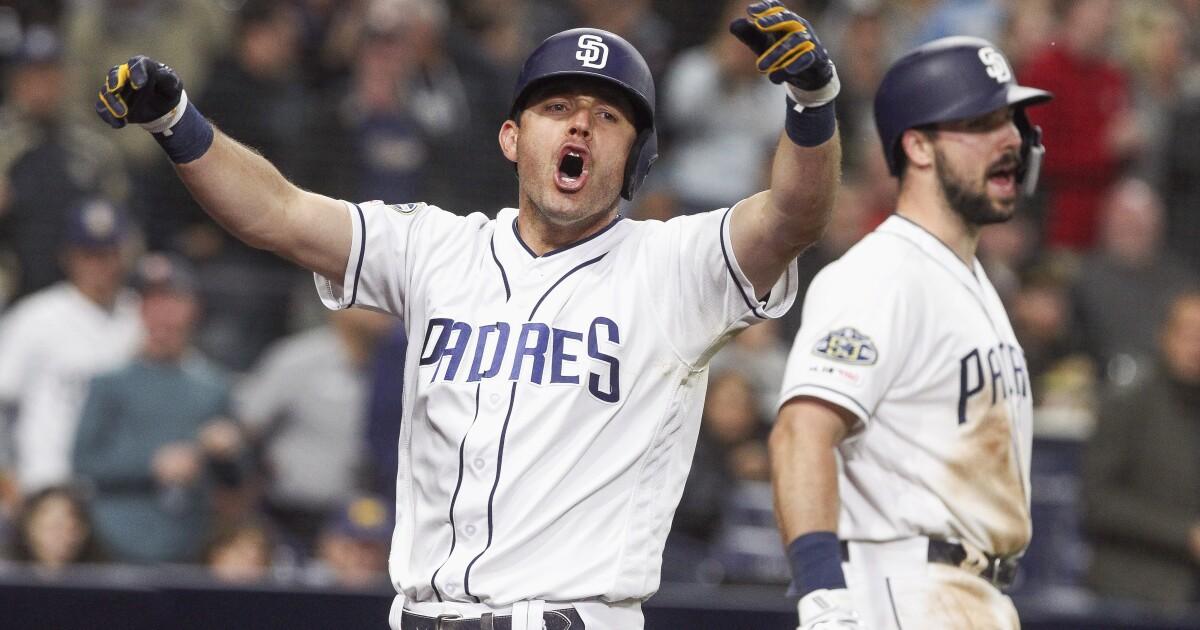 Padres history (May 16): Ian Kinsler's 'inside' joke