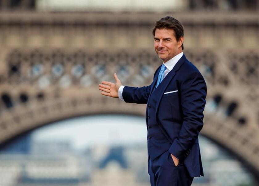 """""""Mission: Impossible - Fallout"""", la sexta entrega de la saga de acción y aventuras protagonizada por Tom Cruise, es el principal estreno del fin de semana en la cartelera nacional. EFE/ARCHIVO"""