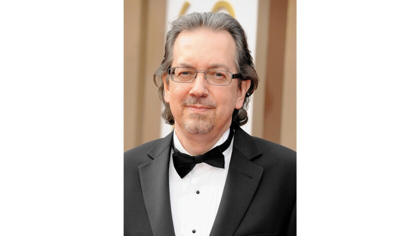 Screenwriter Bob Nelson attends the Oscars on March 2, 2014, in Hollywood.