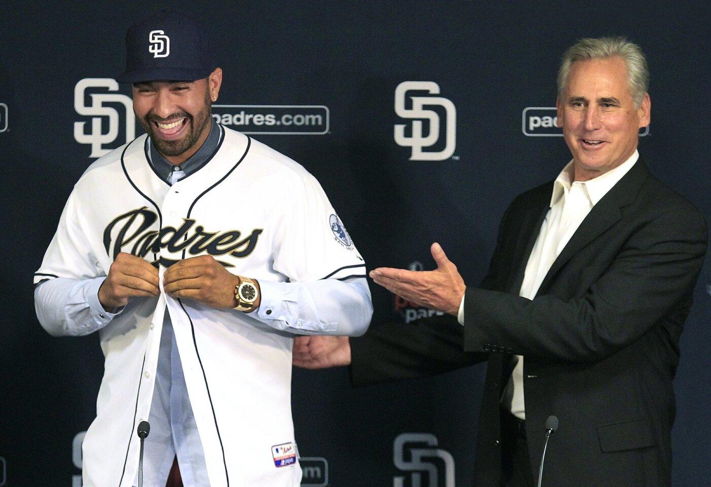 Matt Kemp is a San Diego Padre
