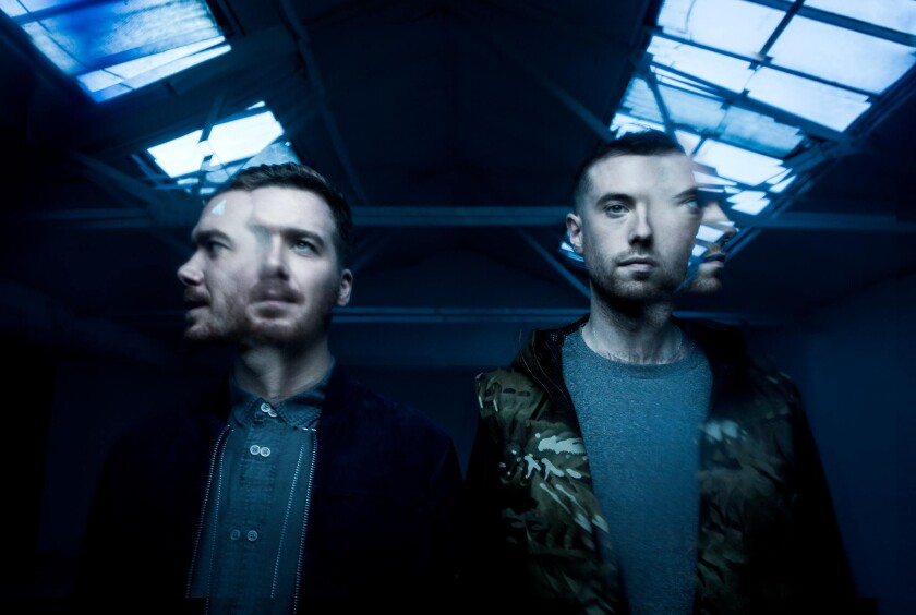 A photo of Gorgon City