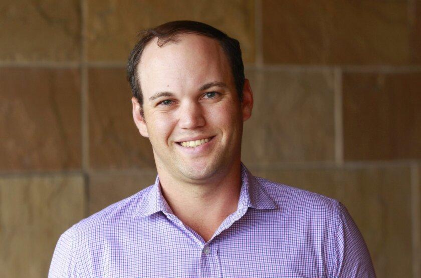 Sam Geaney, Padres director of player development.