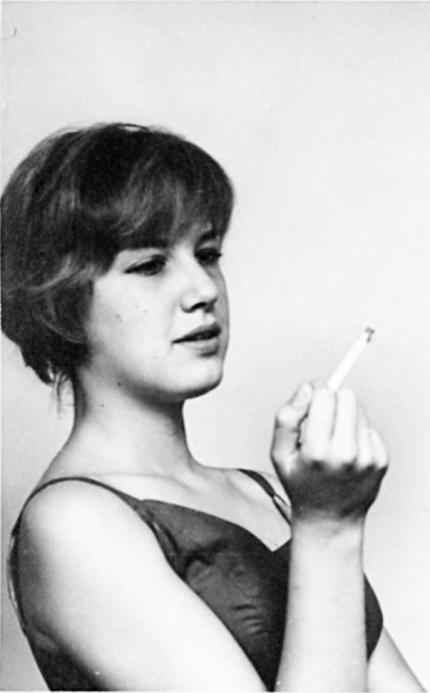 A young Eve Babitz.