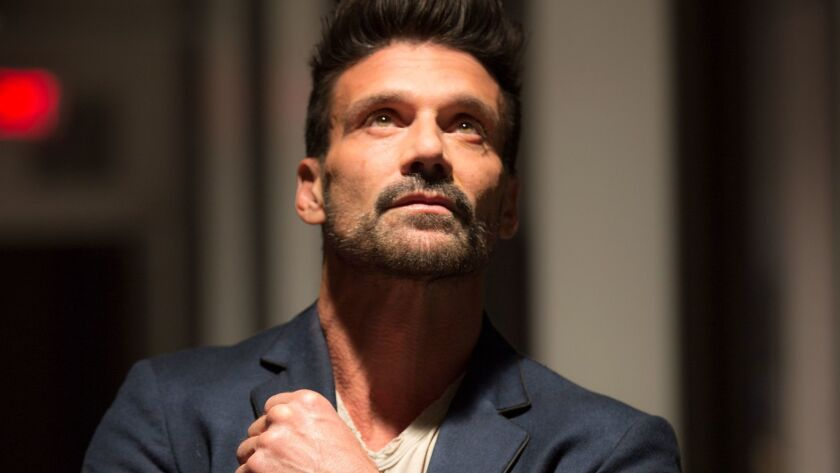 "Actor Frank Grillo, star of Netflix's original action film ""Wheelman"" and upcoming docuseries about fight cultures around the world."
