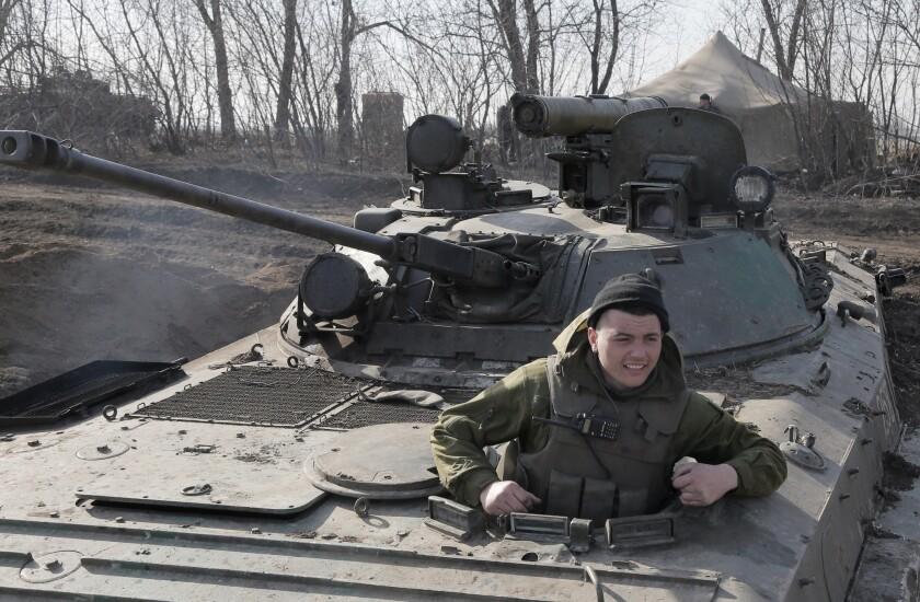 Ukraine fighitng