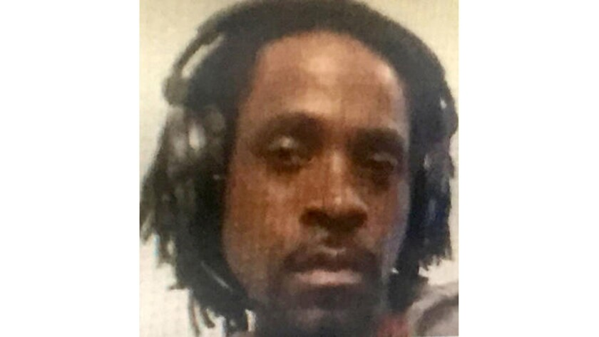 This undated photo provided by the Fresno Police Department shows Kori Ali Muhammad, 39, who was arr